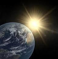 Bolygó az éltetõ napfényben